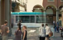 Tram a Bologna